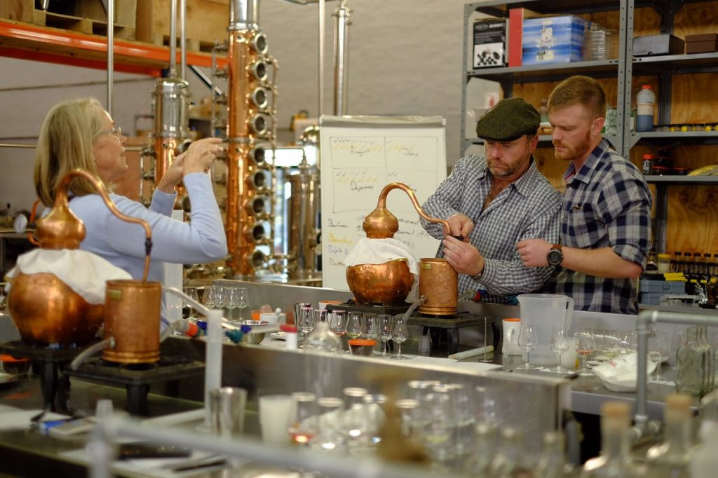 4 Different Process Steps You Need to Know About Distilling Gin