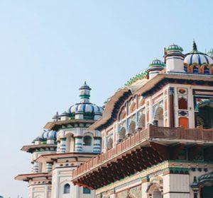 Historic buildings in Nepal